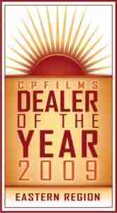 Tim VanDeusen Dealer of the Year PRO-Film Professional Window Tinting CT
